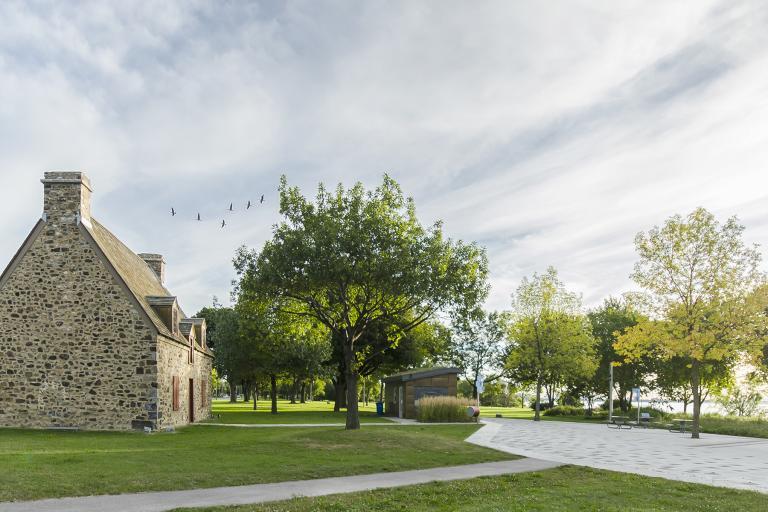 Maison / Musée Nivard-de- Saint-Dizier, Montréal, 2012