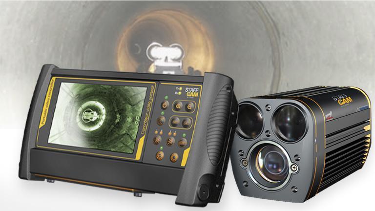 Camera et Contrôleur pour inspection de canalisation, 2009