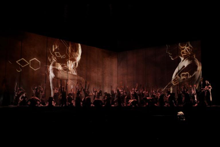 Opéra de Montréal, Samson et Dalila, 2015