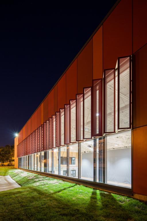 Agrandissement du Collège Charles-Lemoyne, Longueuil, 2015
