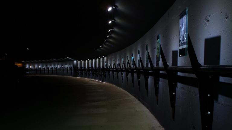Liège Archéoforum, Belgium, 2003