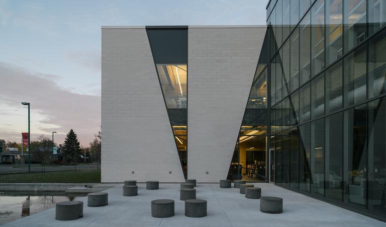 Bibliothèque de Blainville, 2015