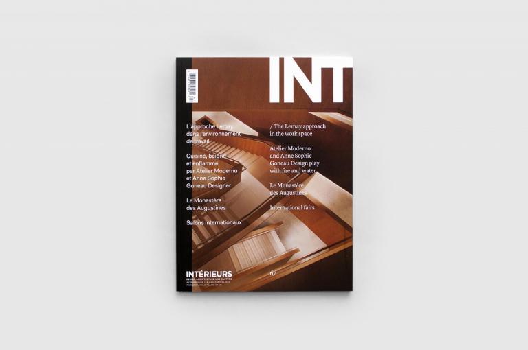 Magazine Intérieurs, n° 67, Montréal, 2015