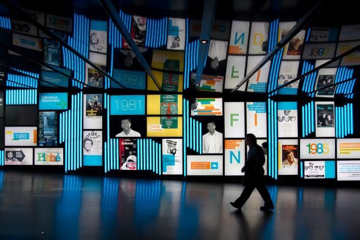 50 ans de la Place des Arts, Montréal, 2013