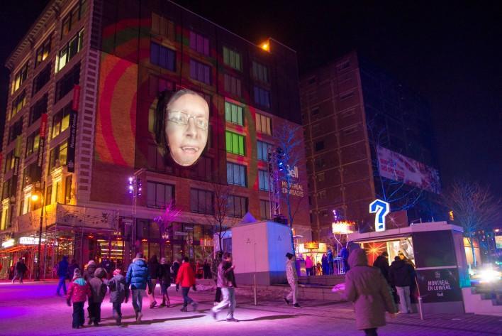 Montréal en visages, 2014