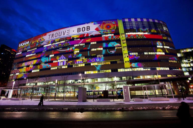 Trouve Bob, Montréal, 2013