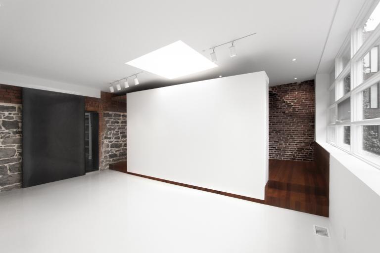 Moquin Studio, Montreal, 2010