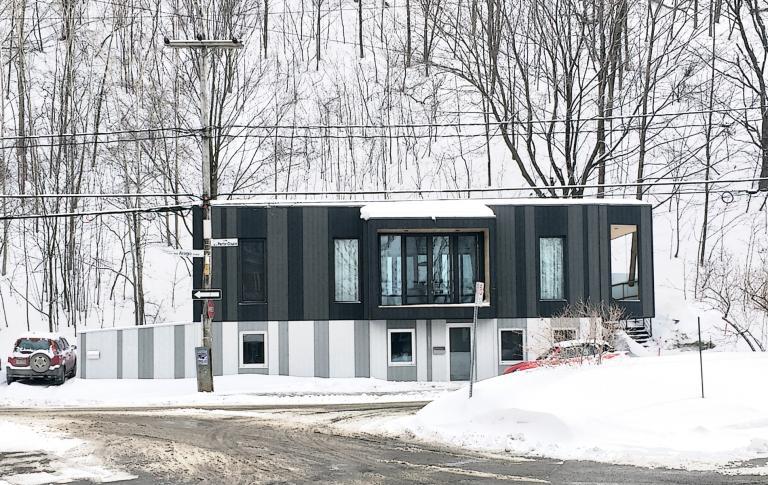 Résidence Bastien-Ouzilleau, Québec, 2014