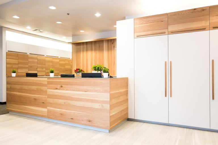 The CDN clinic, Montreal, 2015