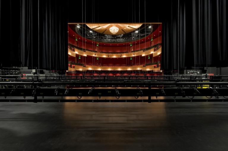 Dolbeau-Mistassini auditorium, Quebec, 2008