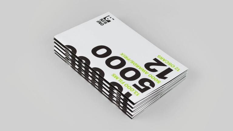 ONF, Catalogue de distribution, Montréal, 2015