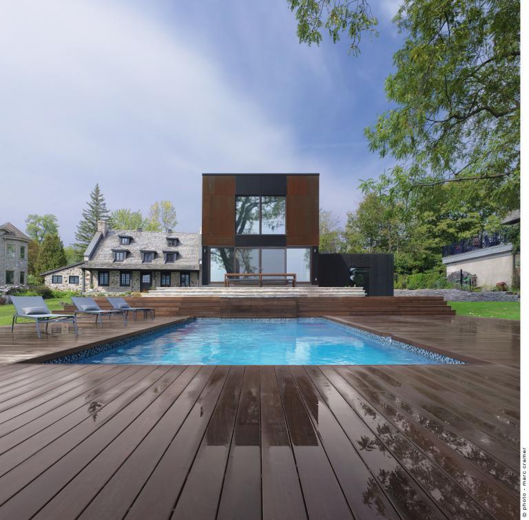 Bord-du-lac house, Dorval, 2012