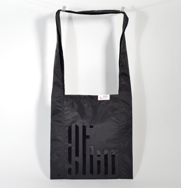 Design Montréal corporate bag, Montreal, 2014