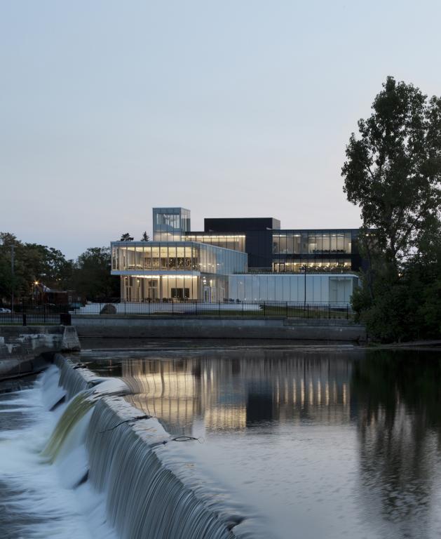 Musée d'art de Joliette, Joliette, Québec, 2015