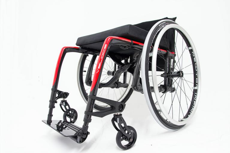 Veloce wheelchair for Motion Composites, Montreal, 2013