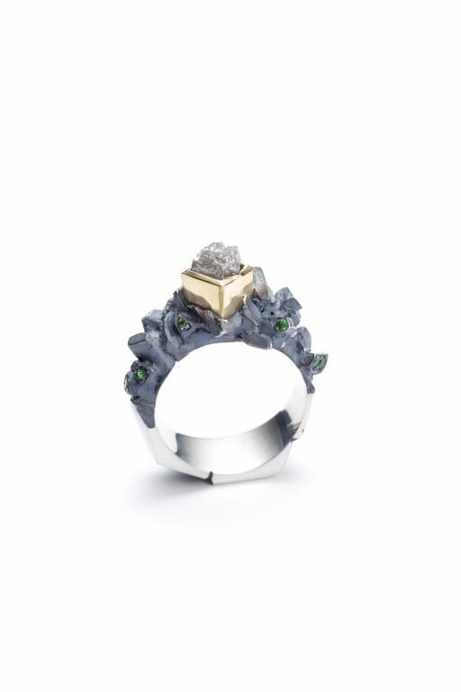 Minéral ring