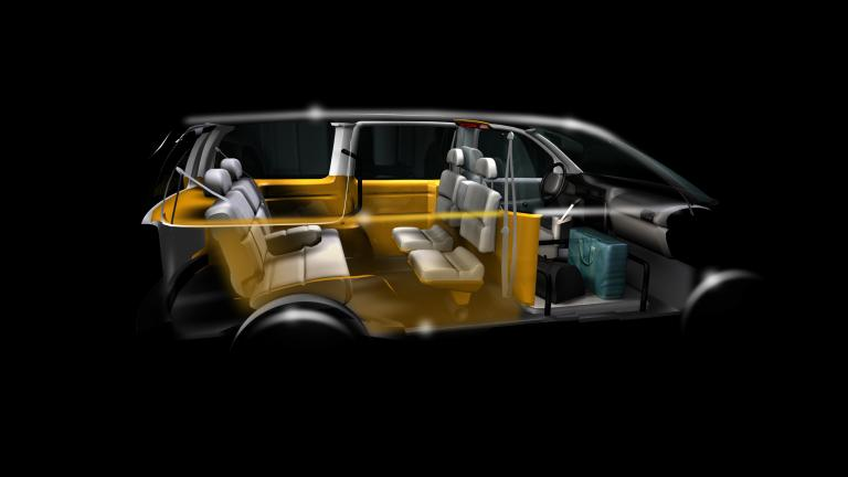 The North American Taxi Concept, Montreal, 2003