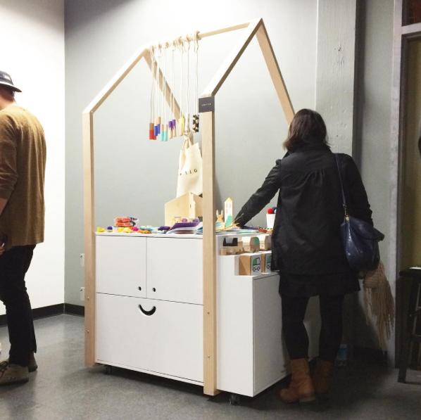 Kiosque des Enfantillages, Montréal, 2015