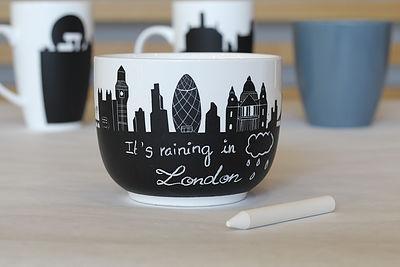 London mug, 2015