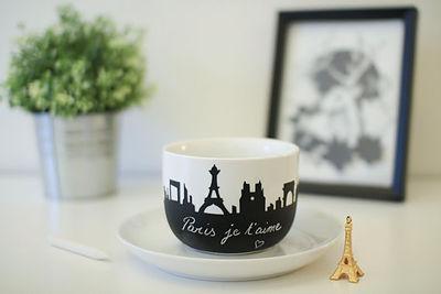 Paris mug, Montréal, 2014