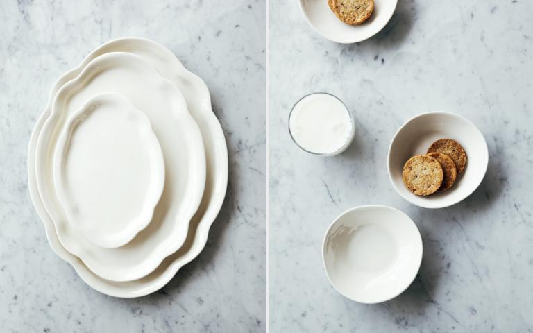 Porcelain Tableware, Montreal, 2016