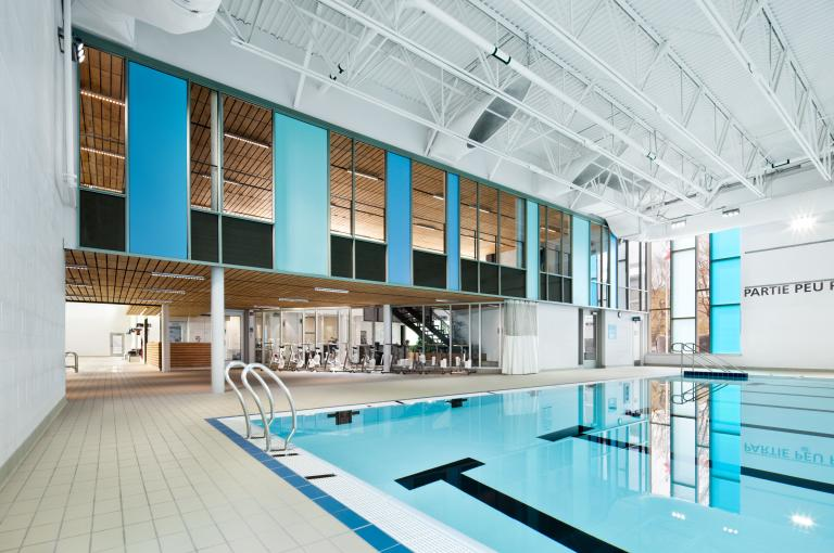 Complexe aquatique Annie-Pelletier, Montreal, 2014