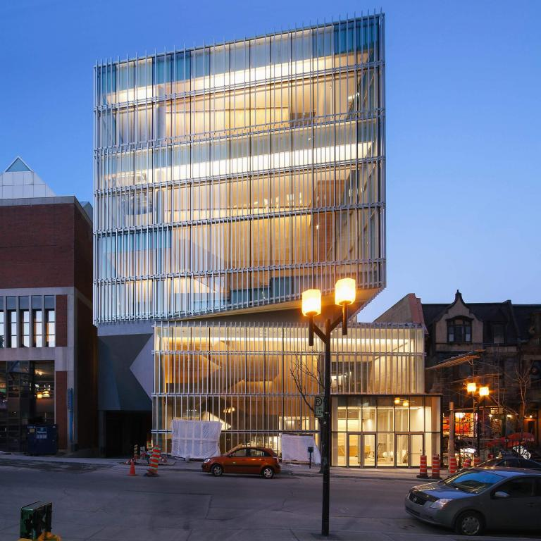 Musée des Beaux-Arts, Pavillon V, Montréal, 2016