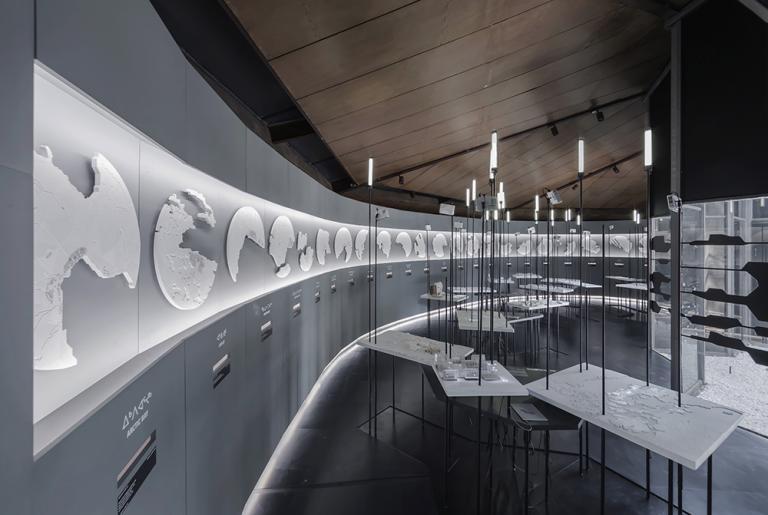 Pavillon du Canada, Biennale de Venise, Italie, 2015