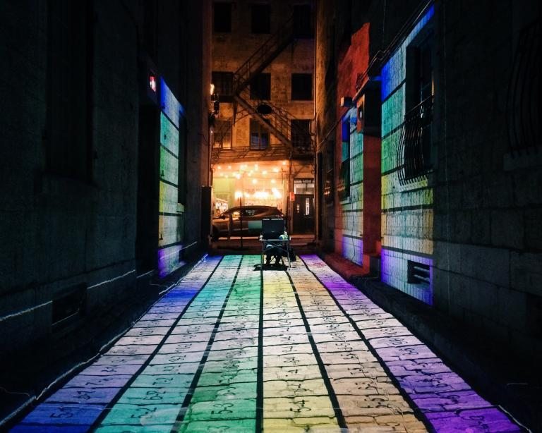 Calibration et intégration vidéo, Montréal, 2016