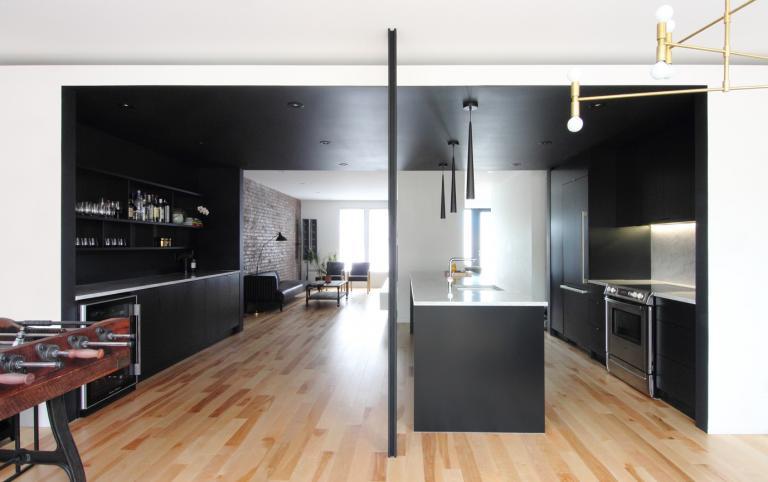 De Reading residence, Montreal, 2015