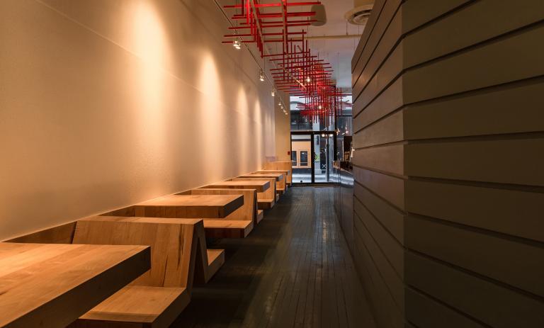 Marusan, Comptoir Japonais, Montréal, 2016