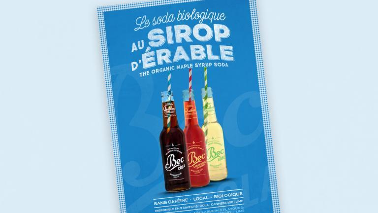 Bec Soda, Montreal, 2017