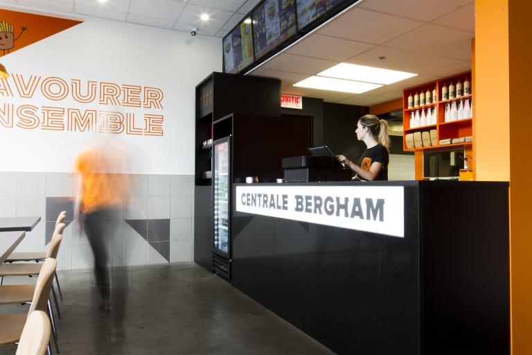 Centrale Bergham, Montréal, 2016