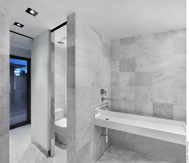 Salle de bain Colonial, Montréal, 2012