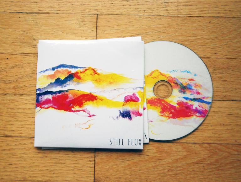Still Flux Album Cover, Montréal, 2016