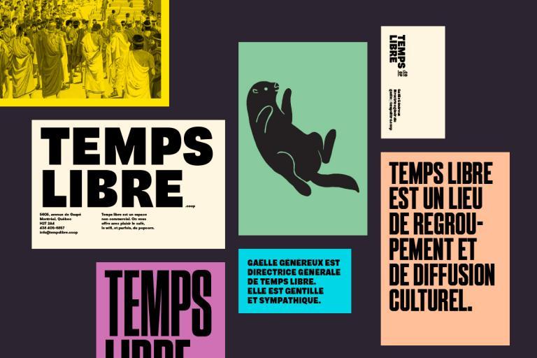 Temps libre, Montréal, 2016