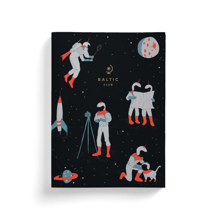 Astronautes, Montréal, 2017