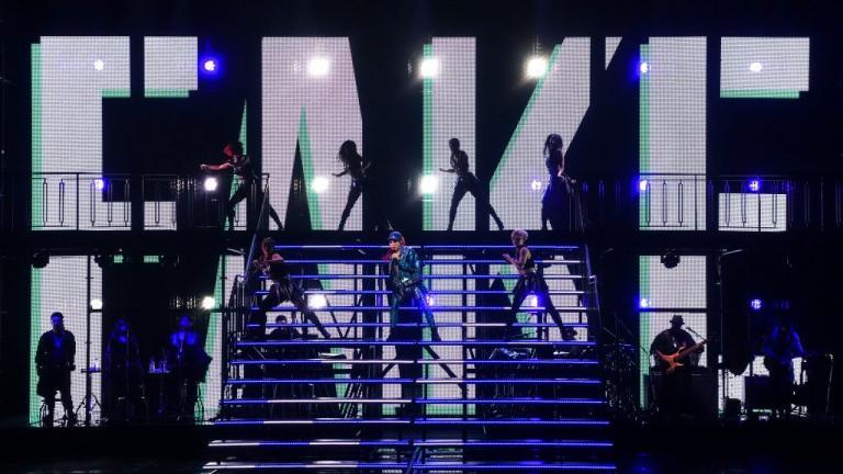AI : The Best Tour, Tokyo, Japon, 2016