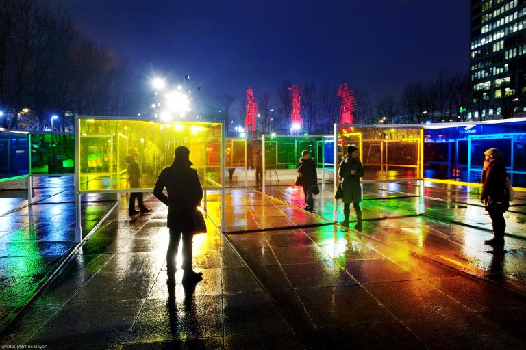 Éclats de verre, Montreal, 2012