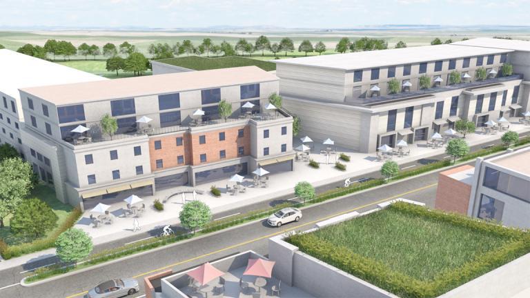 Plan directeur de design urbain, Saint-Constant, 2016