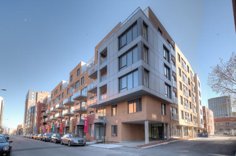 Faubourg St-Laurent, Montréal, 2013