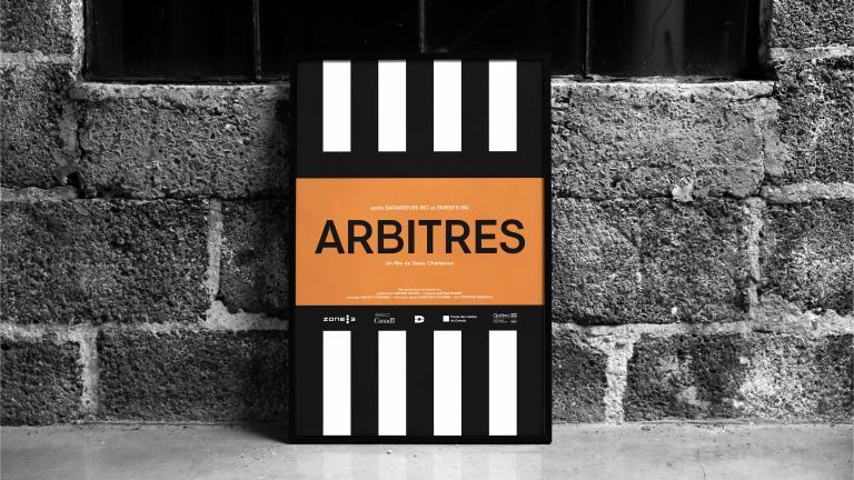 Arbitres, Montréal, 2017