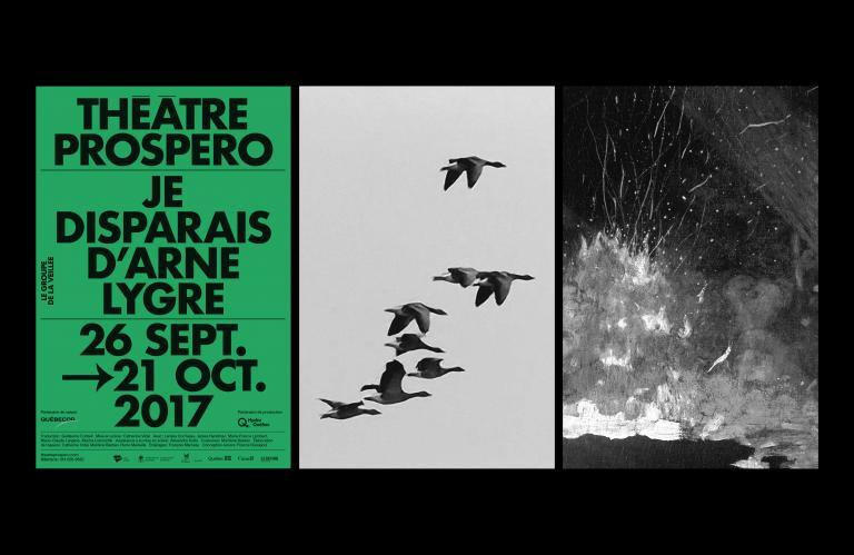 2017-2018 Campaign, Théâtre Prospero, Montréal, 2017