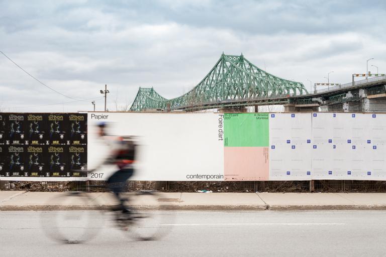 Campagne 2017, Papier 2017, AGAC, Montréal, 2017