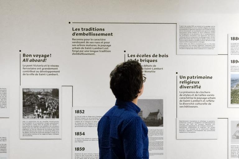 Exposition, Bibliothèque de Saint-Lambert, Saint-Lambert, Québec, 2017