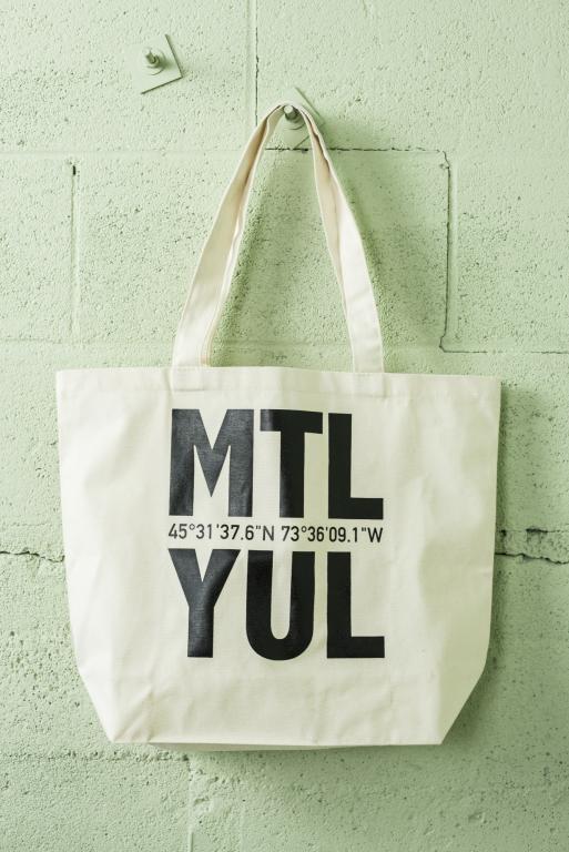 YUL Tote Bag, Montréal, 2017