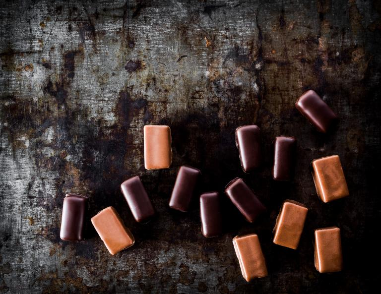 Chocolats de dégustation, Montréal, 2018