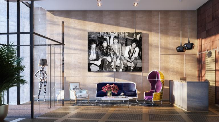 Lemay + Escobar - Exhibit at 60 Fulton, New York, 2018