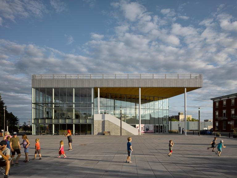 Gilles-Vigneault Performance Hall - Saint-Jérôme - 2017