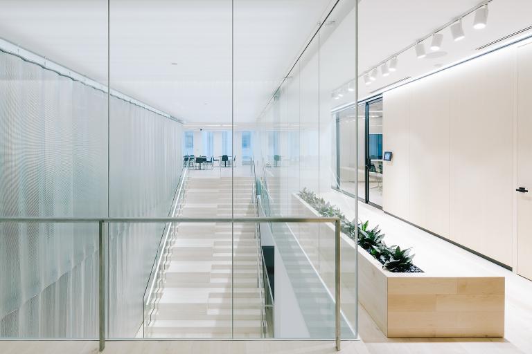 Business Développement Bank of Canada Head Office - Montréal - 2018